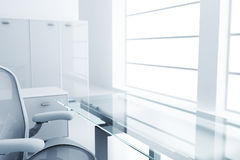 Modern cubicle Stock Photography