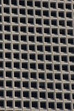 Modern Cubist Honeycomb Building Architecture Royalty Free Stock Images