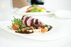 Modern cuisine Stock Photo