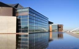 Modern Cultureel Centrum in Arizona Stock Foto's