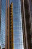 Modern dagreflexion Royaltyfria Bilder