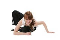 Modern dance Stock Photo