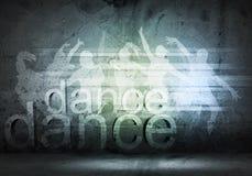 Modern dance Stock Image
