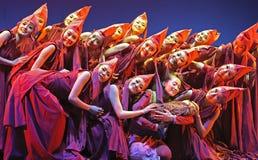 Modern Dance Drama Stock Photos