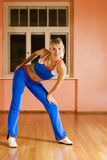 Modern dance trainer Stock Photos