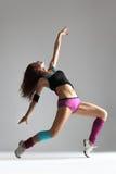 The modern dancer Stock Photo