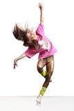 The modern dancer Stock Images