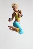 The modern dancer Royalty Free Stock Photo