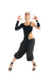 Modern dancer Royalty Free Stock Photo
