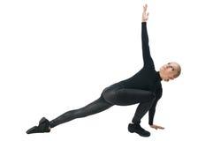 Modern dancer Royalty Free Stock Photography