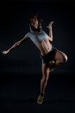 Modern dancer Royalty Free Stock Photos