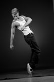 Modern dancer Stock Images