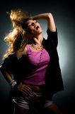 Modern dances Stock Photography