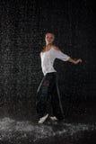 Modern dances. Royalty Free Stock Photos