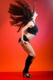 Modern dances Stock Photos