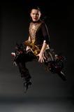 Modern dances Stock Images
