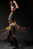 Modern dances Royalty Free Stock Images