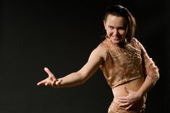 Modern dances Stock Photo