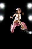 Modern dances Royalty Free Stock Photo