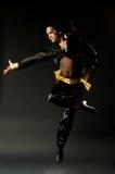 Modern dances Royalty Free Stock Image