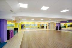 Modern dancing hall Royalty Free Stock Photos