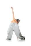 modern dansare Arkivbilder