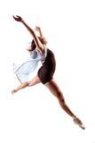 Modern dansare arkivfoto