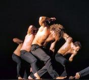 Modern dansteater på platsen royaltyfria foton