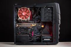 Modern datorask Royaltyfri Bild
