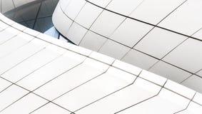 Modern de bouw abstract element Stock Foto