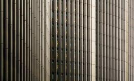 Modern de Bouw Verticaal Abstract Ontwerp Royalty-vrije Stock Fotografie