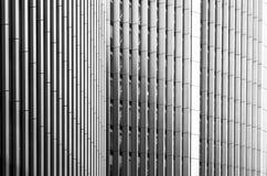 Modern de Bouw Verticaal Abstract Ontwerp Stock Foto's