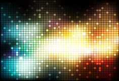Modern decorative background Royalty Free Stock Images