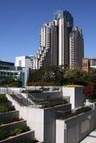 Modern Deel van San Francisco Stock Afbeeldingen