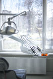 Modern dental equipment Royalty Free Stock Photography