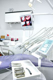 Modern dental office interior Stock Photos
