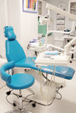 Modern dental room. Equipment of a modern dental room stock photography