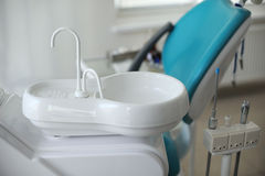 Modern dentist equipment Stock Photography