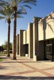 Modern Desert Corporate Office Building Stock Photos
