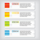Modern design background template or website layout. Info-graphics. Vector. Royalty Free Stock Photo