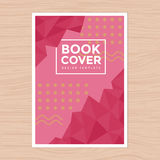 Modern design Book cover, Poster, Flyer, Company profile, Annual report design Layout template in A4 size. Modern design Book cover, Poster, Flyer, Company Royalty Free Stock Photos