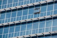 Modern Design Building Windows Royalty Free Stock Photo