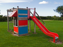 Modern design colorful playground Stock Photography