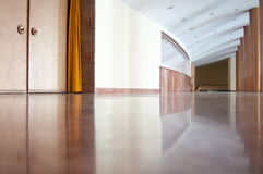Modern design hall Royalty Free Stock Photos