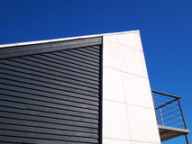 Modern design house Stock Image