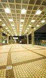 Modern design interior of hall,corridor. Stock Images