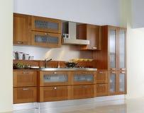 Modern design kitchen Stock Photo