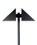 Modern design lamppost Royalty Free Stock Image
