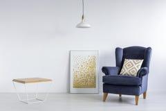 Modern design of lounge royalty free stock photos