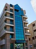 Modern design luxurious apartments condominium. Modern design luxurious executive apartments city condominium building royalty free stock image
